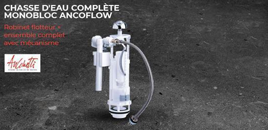 Chasse d'eau complète Anconetti